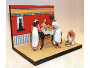 Cenas do Antigo Egito VI - A PRÁTICA DA MEDICINA